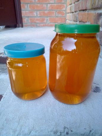 Продам мед акації