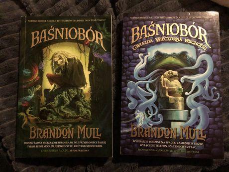 Baśniobór tom 1 i 2 Brandon Mull
