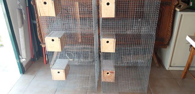 Gaiolas rede galvanizada electrosoldada 13×13