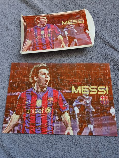 Puzzle 96 Lionel Messi FC Barcelona