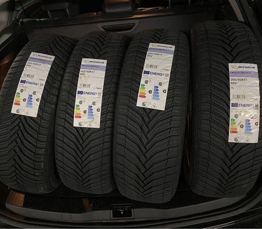 Pneus Michelin 205/50/17 89 V - NOVOS