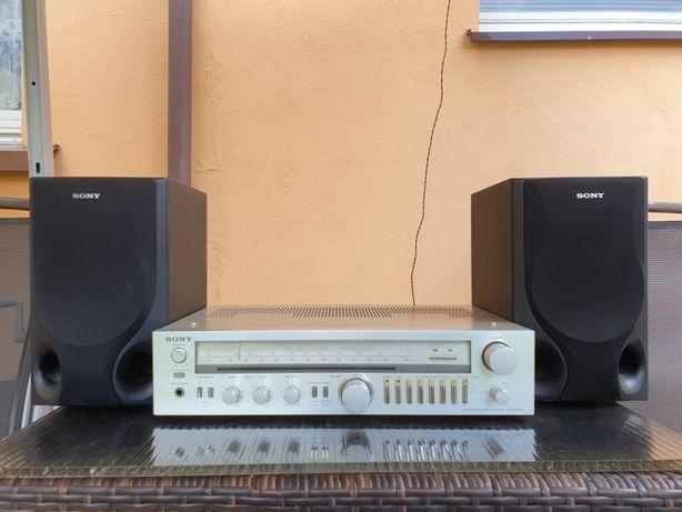 Amplituner Sony z głośnikami Sony