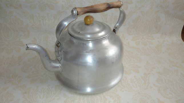 Чайник СССР на 4 л.