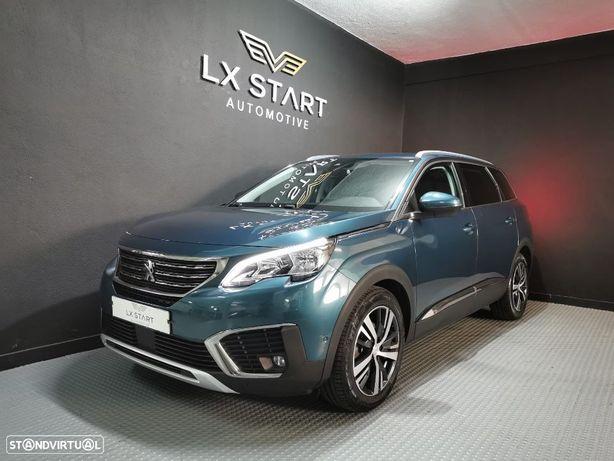 Peugeot 5008 1.6 BlueHDi Allure EAT6 J17