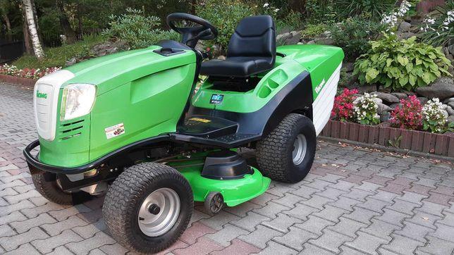 Kosiarka Traktorek STIHL VIKING MT 6112 T6 23kM V2 Pompa Kosz Gwarancj