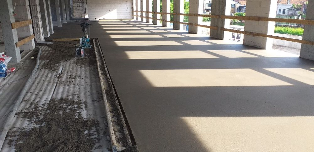 Posadzki mixokretem / wylewki betonowe Magdalenka - image 1