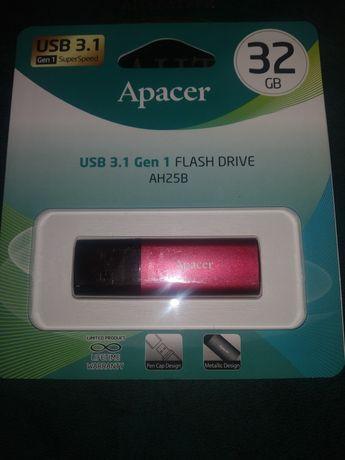 Скоростная флешка Apacer 32 Gb USB 3.1