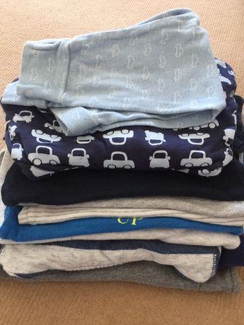 Пакет фирменных вещей на мальчика 3-6 месяцев