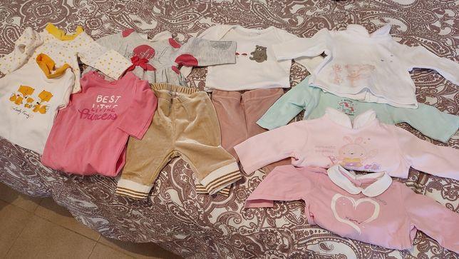 11 peças roupa bebe