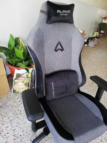 Cadeira gaming alpha gamer nova