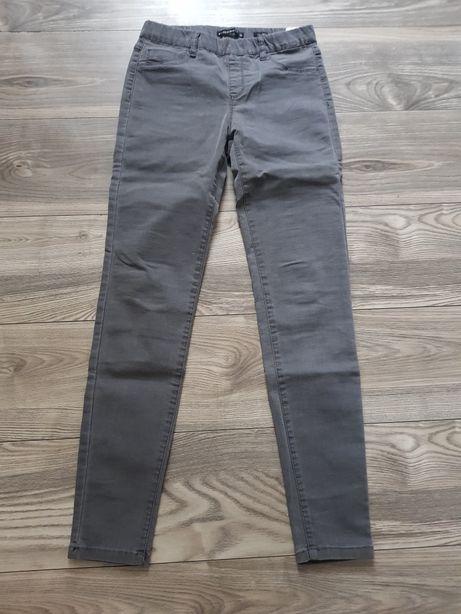 Spodnie leginsy jeansy Reserved r36
