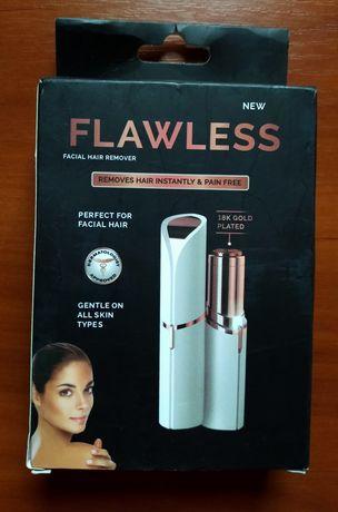 Электробритва женская Wellneo Flawless, мини эпилятор для лица