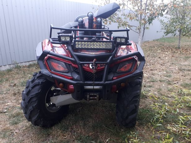 Квадроцикл   BRP 800r