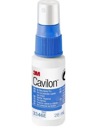 Жидкий пластырь 3M Cavilon (Кавилон) Спрей, 3346, 28 мл