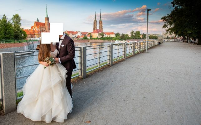 Mori lee 51219 Madeline Garder suknia ślubna 34/36