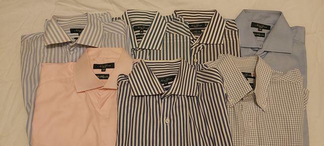 Lote Camisas Nunes Corrêa