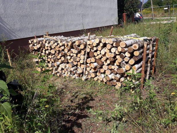 Drewno opałowe brzozowe i sosnowe