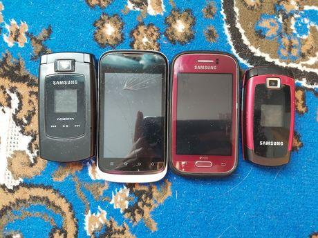 Телефони Samsung на запчастини