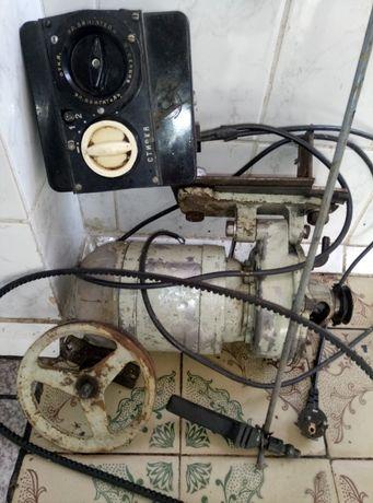 Электропривод для медогонки