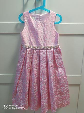 Sukienka American Princess, cinderella 122-128