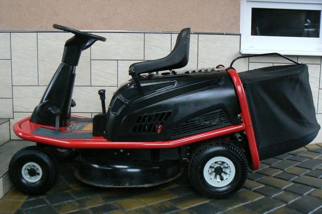 Traktorek Kosiarka MTD Germany / silnik Briggs, zwrotny, z koszem
