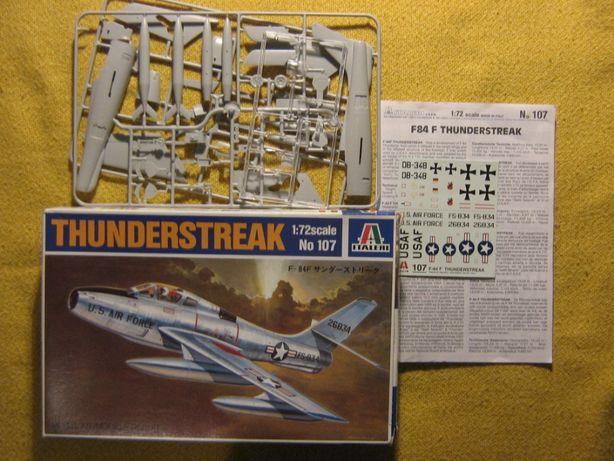 F-84F Thunderstreak 1/72 Italeri