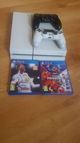 Konso PS4 2pay i gry