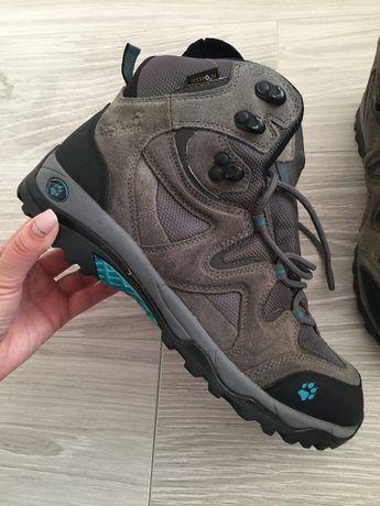 Трекинговые термо сапоги ботинки Jack Wolfskin Lowa Ecco