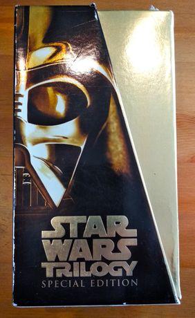 Star Wars Trilogy, VHS
