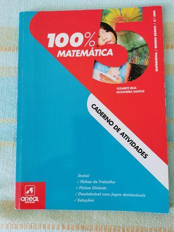 Caderno de atividades Matemática 5ºano