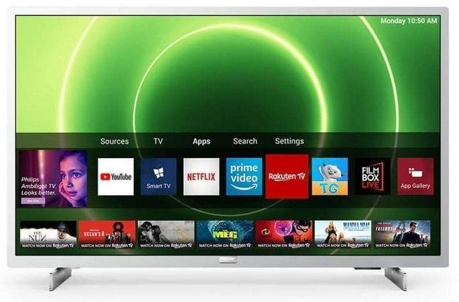 Nowy Telewizor Philips 32 SMART TVSrebrny