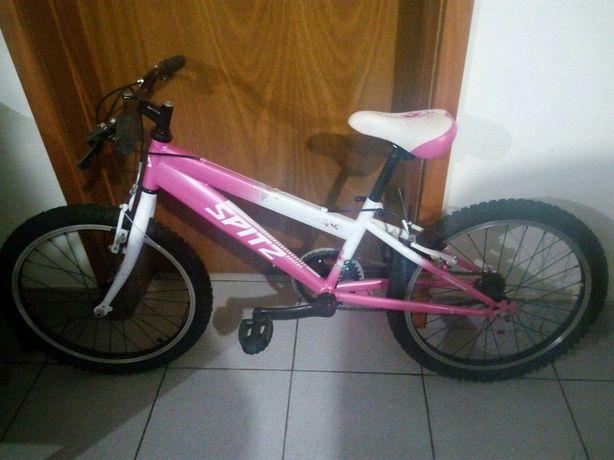 Bicicleta roda 20