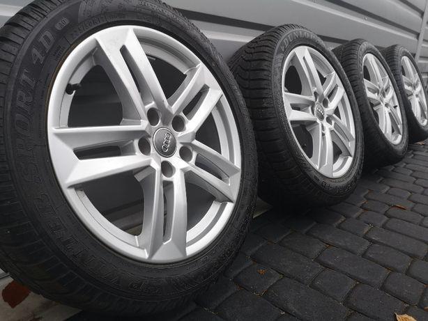 "NOWE OPONY Oryginalne Felgi Koła Audi 17"" A3 A4 A5 A6 A8 Q3 Q5 TT"