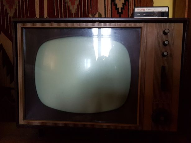 Telewizora lampowy LAZURYT