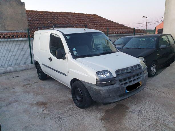 Fiat Doblo ano 2001 peças
