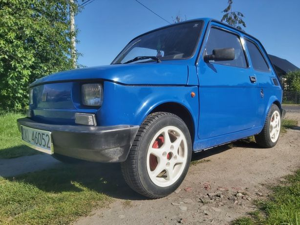 Fiat 126p- maluch