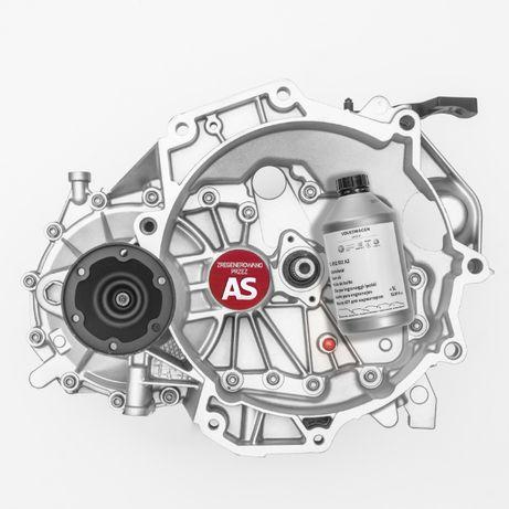 Skrzynia biegów 1.9 TDI Audi A3 VW Caddy JCX JCR GQQ KRY EUH JDH
