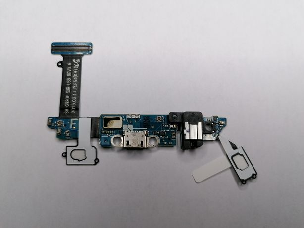 Conector de carga Samsung S6 G920f