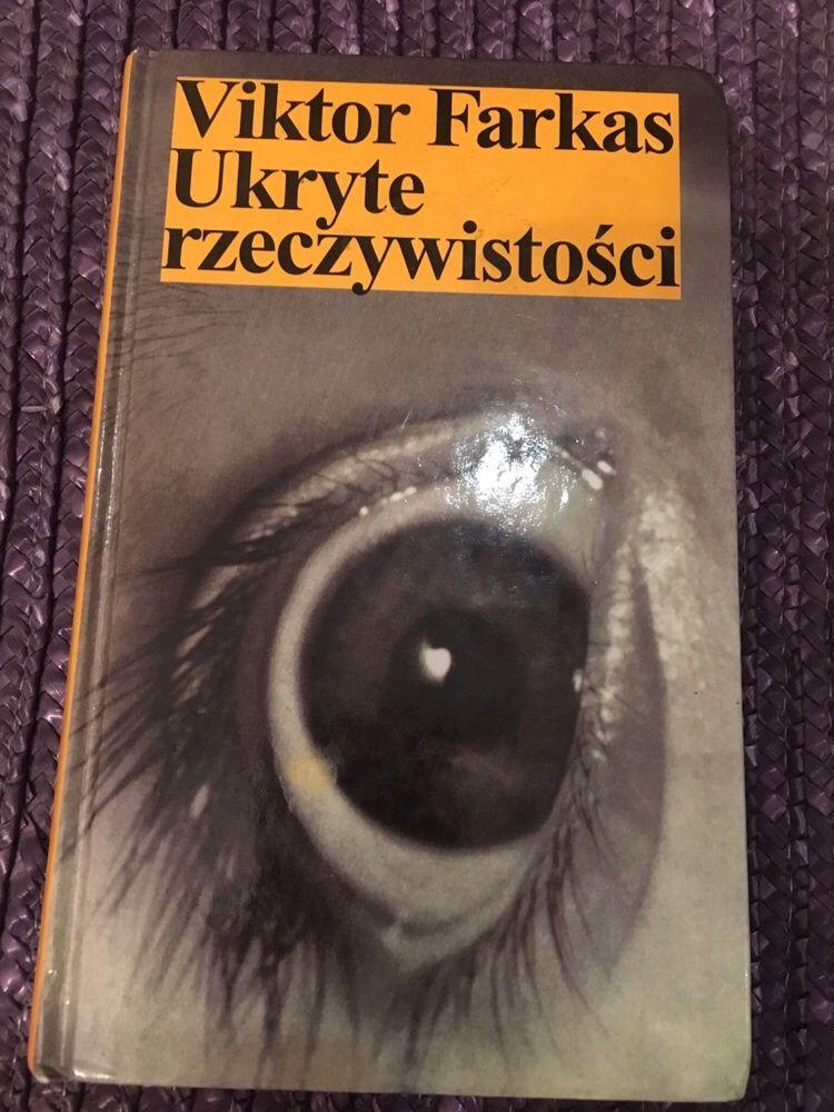 Viktor Farkas Ukryte rzeczywistosci