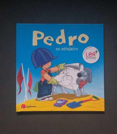 Pedro (Alguns Livros da Coleção)