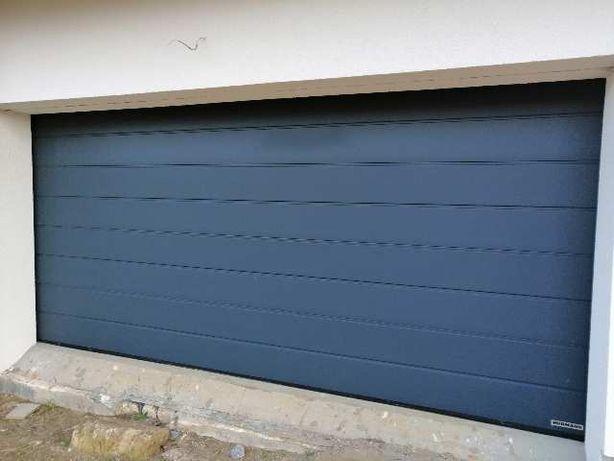 Sprzedam bramę garażową segmentową marki HORMANN
