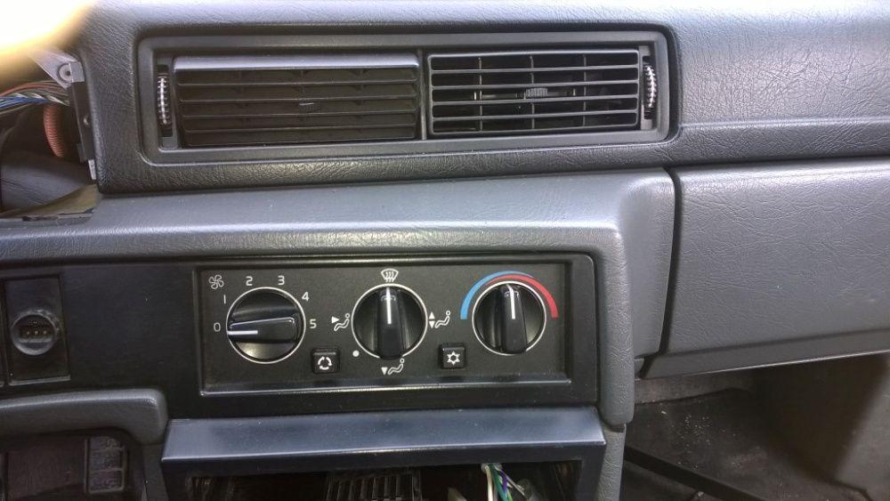 Volvo 940/95 panel sterowania ogrzewaniem i klimą z 2.4 tdic Bodzanów Osiedle III - image 1
