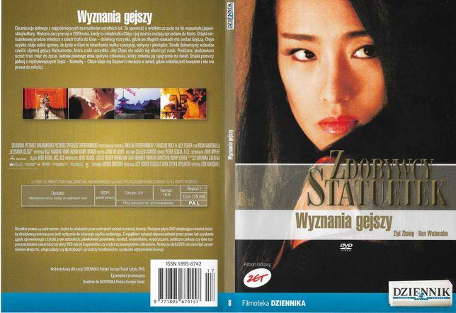 Film DVD Wyznania gejszy