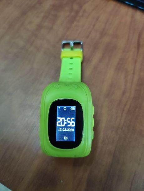 Детские умные часы-телефон Q50