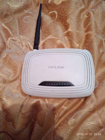 WiFi роутер TP-LINK TL-WR740N