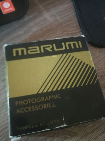 Бленда резиновая для объектива, 58мм Marumi.