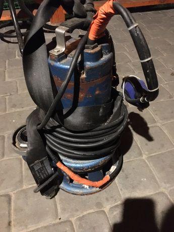 Pompa Omnigena do wody brudnej WQ-10-10-75 z rozdrabniaczem