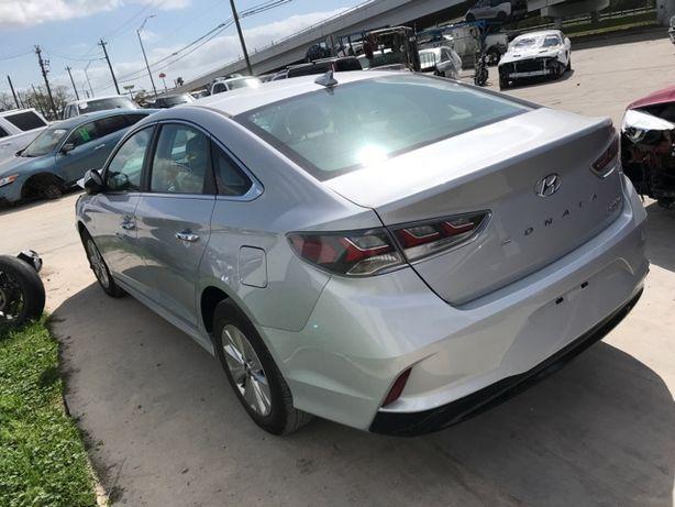 Hyundai Sonata hybrid 2019 Хюндай гибрид