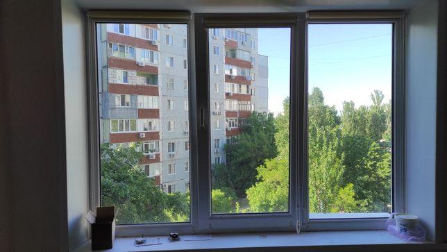Продам окно м/пластиковое б/у