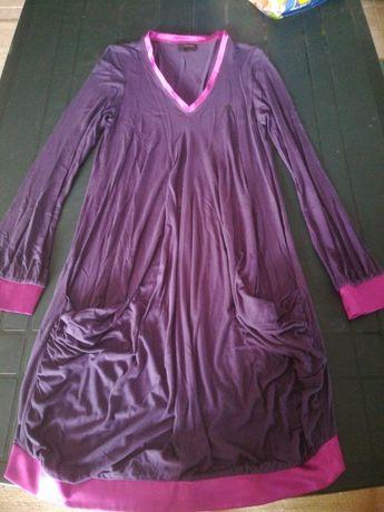 Vestido roxo Cheyenne